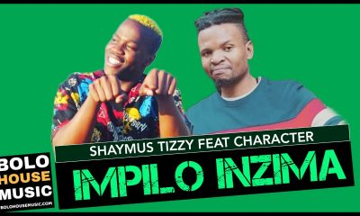 Shaymus Tizzy - Impilo Inzima Feat. Character
