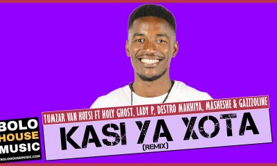 Tumzar Van Kotsi - Kasi Ya Xota Remix Ft Various Artists