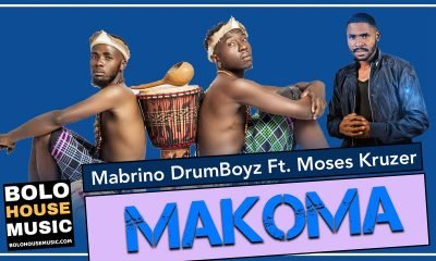 Mabrino DrumBoyz - Makoma Feat. Moses Kruzar
