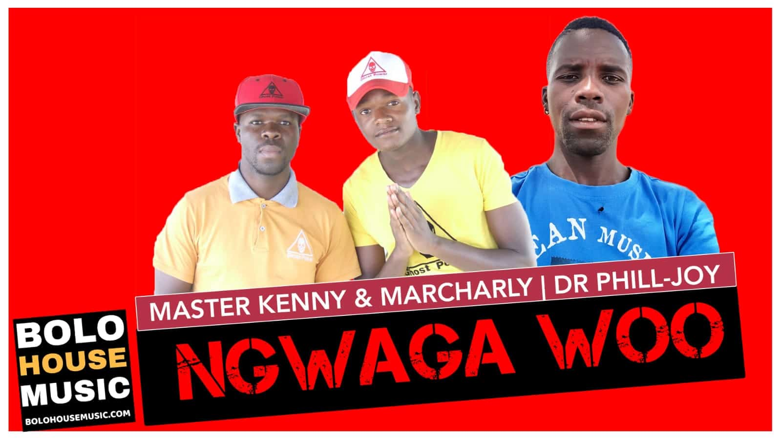 Master Kenny x Macharly & Dr PhillJoy - Ngwaga Woo