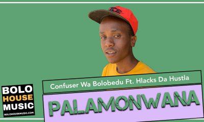 Confuser Wa Bolobedu - Palamonwana Feat. Hlacks Da Hustla