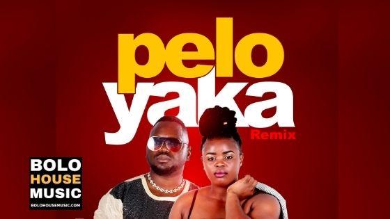 Queen Jenny - Pelo Yaka Remix Feat. Azui