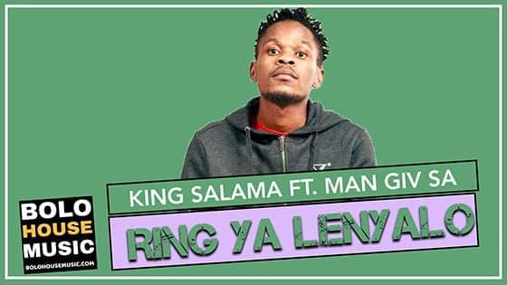 King Salama - Ring Ya Lenyalo