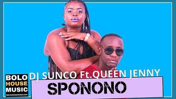 DJ Sunco - Sponono Feat. Queen Jenny
