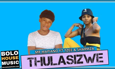 Mr Mapiano - Thulasizwe Ft Tzee & Sharmza