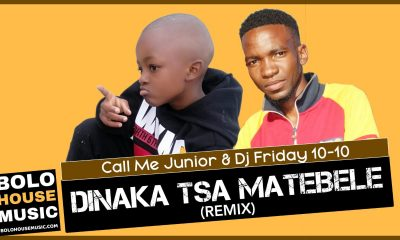Call Me Junior & DJ Friday 10-10 - Dinaka tsa Matebele Remix