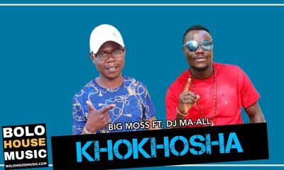 Big Moss - Khokhosha Feat. DJ Ma-Ali