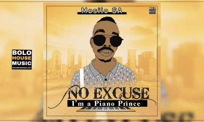 Mosilo SA - No Excuse I'm A Piano Prince (Album)