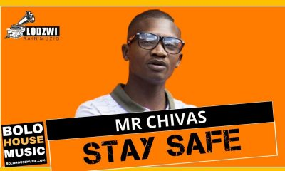 Mr Chivas - Stay Safe