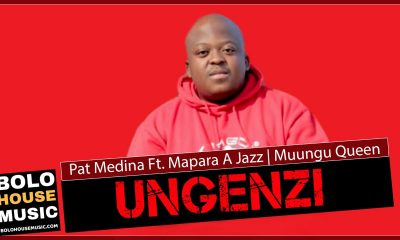 Pat Medina - Ungenzi Ft Mapara a Jazz & Muungu Queen