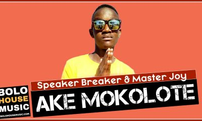 Speaker Breaker & Master Joy - Ake Mokolote