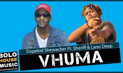 Dopekid Shewacher - Vhuma