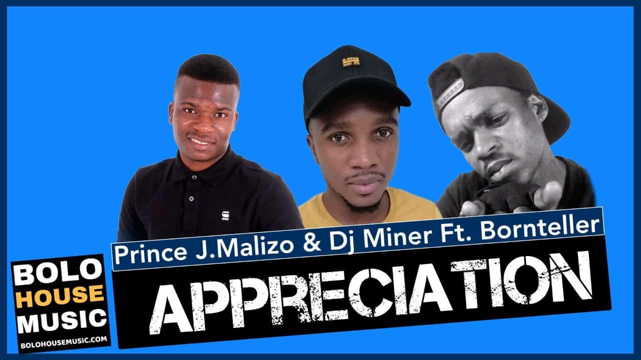 Prince J.Malizo - Appreciation