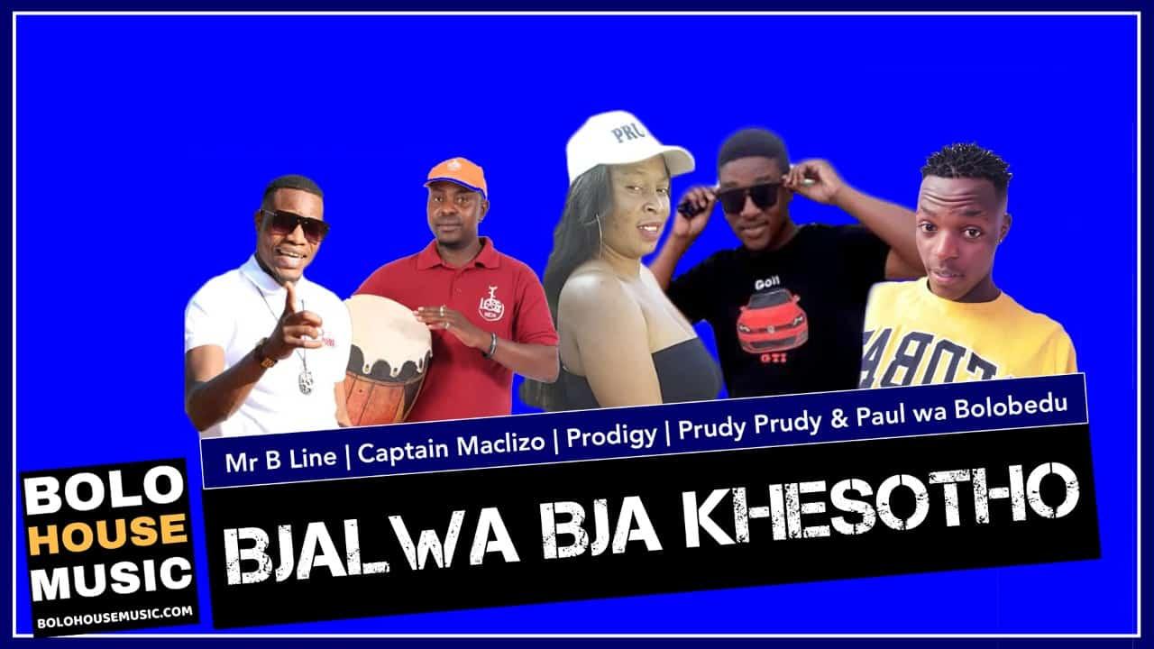 Bjalwa bja Khesotho - Mr B Line x Captain Maclizo x Prodigy x Prudy & Paul wa Bolobedu