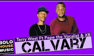 Terry West - Calvary