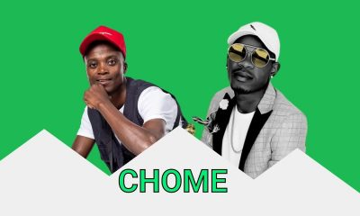 King Monada and Dr Rackzen - Chome