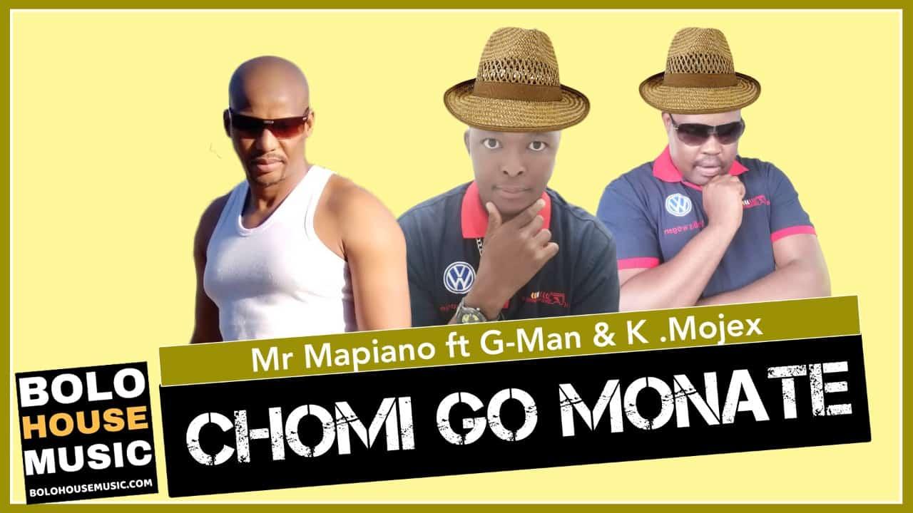 Mr Mapiano - Chomi go Monate