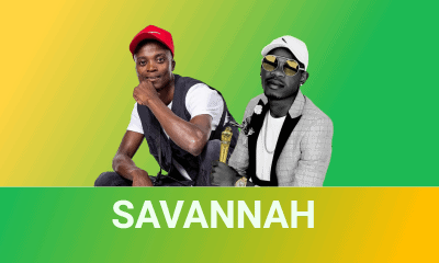 King Monada - Savannah ft Dr Rackzen