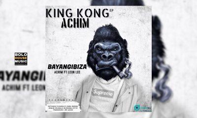 Achim - Bayangibiza Feat. Leon Lee