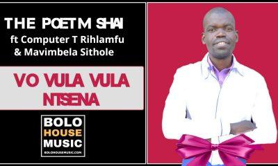 The Poet M Shai - Vo Vulavula Ntsena