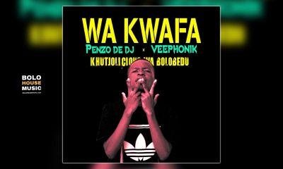 Penzo De Dj - Wa Kwafa