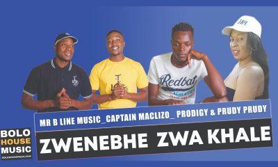 Zwenebhe Zwa Khale - Mr B Line Music x Captain Maclizo x Prodigy & Prudy